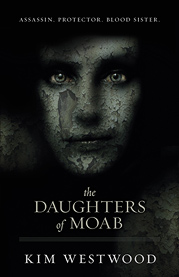 The Daughters of Moab, Kim Westwood, HarperCollins Australia